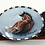 Thumbnail: 'Mary's Foal' Hand Painted Buckle
