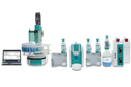894 Professional CVS fully and flexibly automated for large sample series