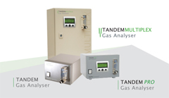 Magellan Biotech (CO2 and O2) Gas Analysers