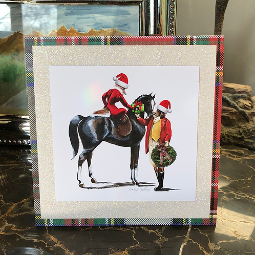 2019 'DeCanter' Holiday Cards