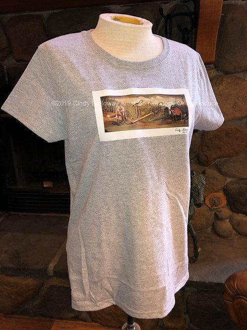 'Tally-Ho' T-Shirt