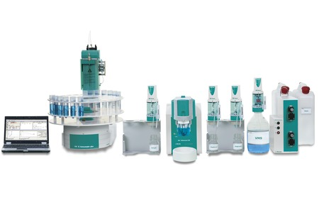 894 Professional CVS fully automated for small sample series