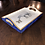 Thumbnail: 'Zeus' Hand Painted Tray