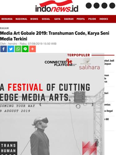 A_Media Art Gobale 2019_ Transhuman Code