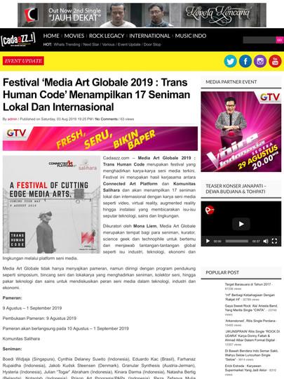 cadazz_Media Art Globale 2019