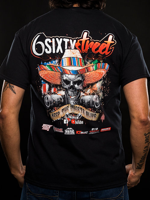 6 Sixty Street - Sombrero T-shirt