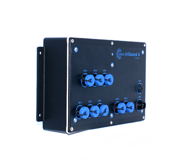 iriSound 6 Intercom Main Unit
