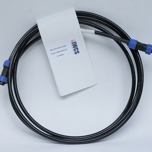 9 Pin Audio/Data Cable 2.5 meter