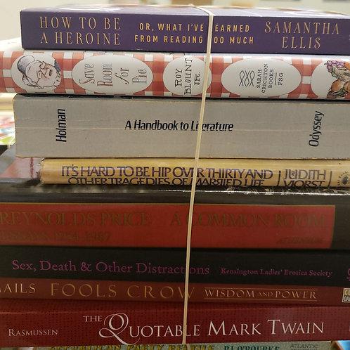 Classics - Ellis, Holman, Price, Mails, Twain,