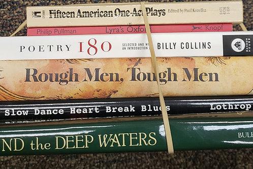 Classics- Bulfinch, Lothrop, Collins, Pullman,