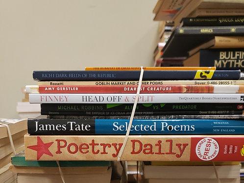 Classics - Tate, Robbins, Finbey, Poems,