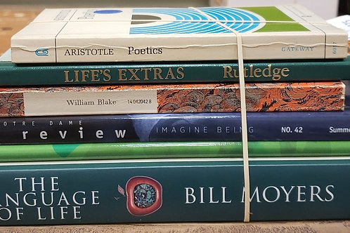 Classics - Moyers, Rutledge, Aristotle