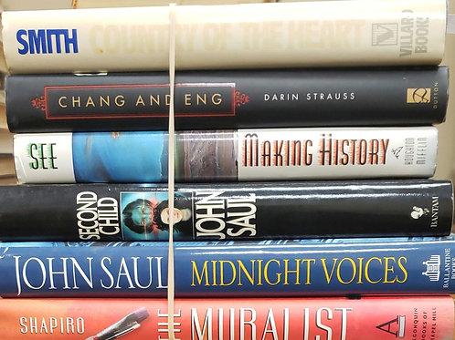 Books, STRAUSS, SAUL, SHAPIRO