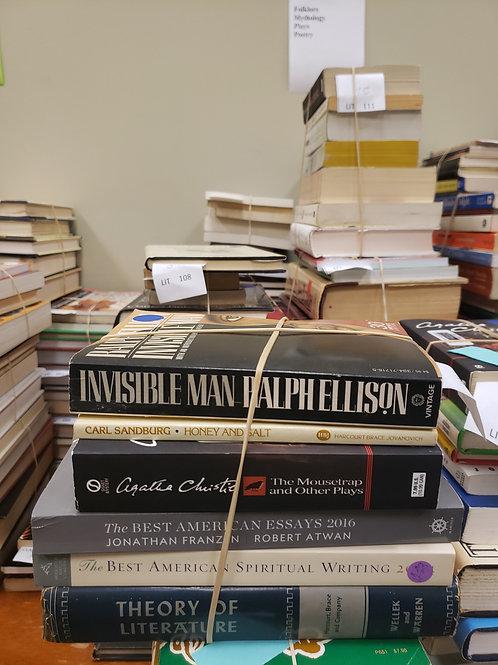 Classics - Ellison, Christie, Sandburg