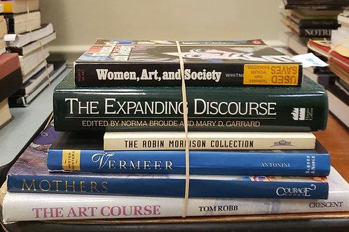 Art Texts, Morrison, Vermeer, Art Discourse