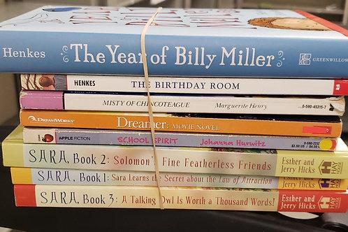 Young Readers - Henkes, Hicks, Henry, Dreamworks