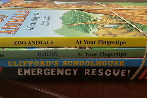 Zoo animals , Birds, Clifford, Emergency Rescue
