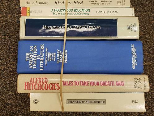 Classics- Hitchcock, Freeman, Perkins