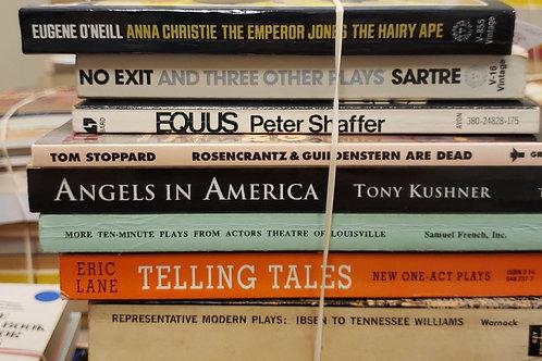 Classics- O'Neill, Sartre, Shaffer, Lane, Williams, Kushner