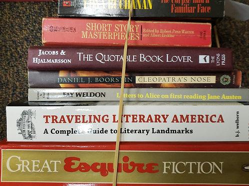 Classics- Buchanan, Robinson, Longfellow