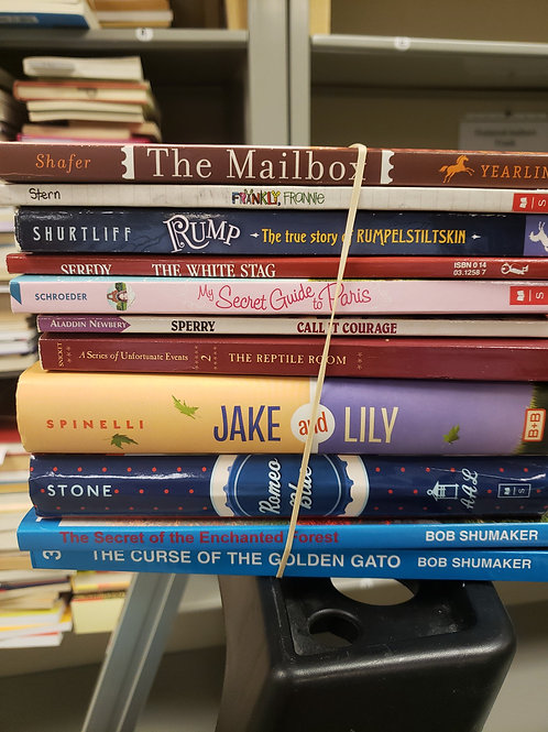 Young Readers - Shafer, Stern, Shumaker