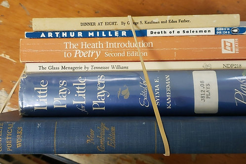 Classics - Milton, William's, Miller