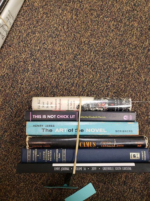 Classics- Maughan, Merrick, Camus
