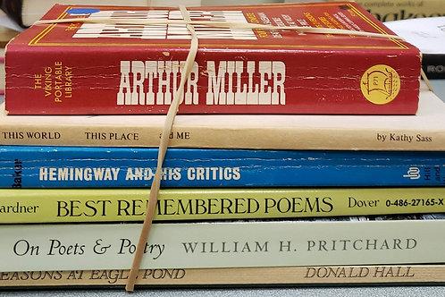 Classics- Miller Sass Hemingway