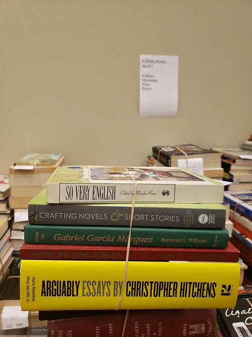 Classics - Hitchens, Williams, Rowe