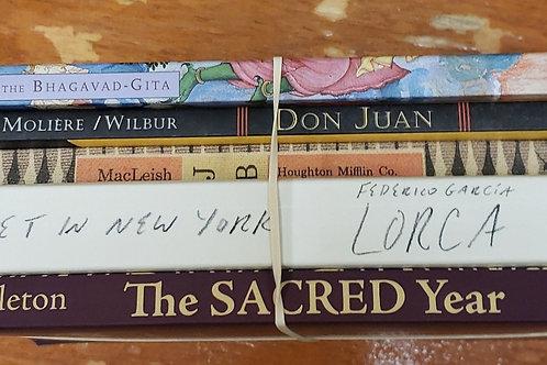 Classics- Wilbur, MacLeish, Lorca