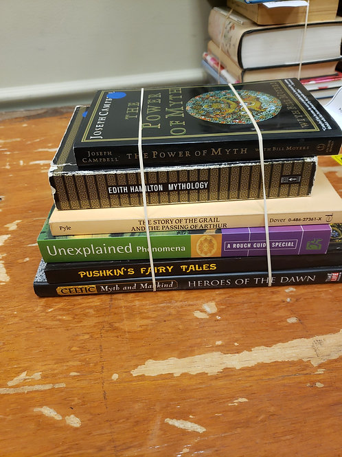 Classics - Campbell, Pyle, Pushkin