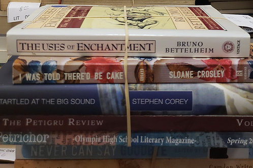 Classics - Bettelheim, Corey, Petigru Review