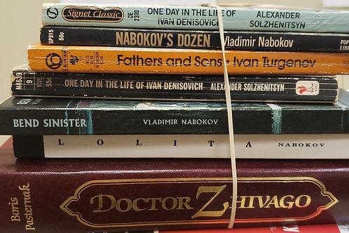 Classics - Solzhenitsyn, Nabokov