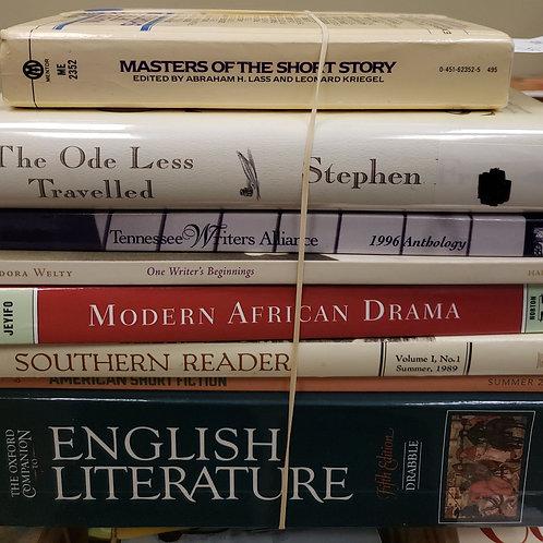 Classics - Stephen, Joyce, Singer, Babel, Poe