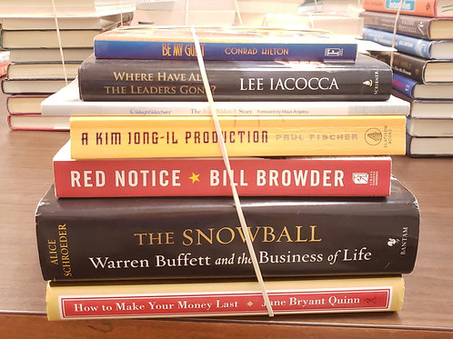 Bill Browder Warren Buffett  Kim Jong-il Production