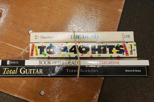 Grateful Dead, Guitar, Top 40 Music
