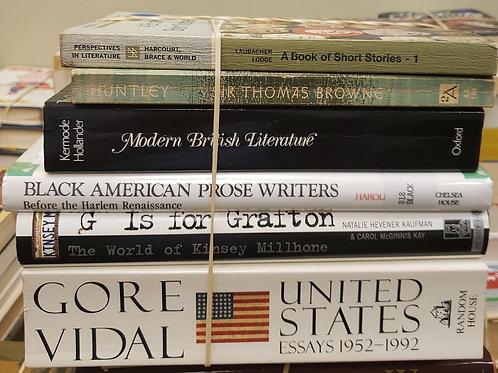 Classics - Capote, Wells, Faulkner, Vidal