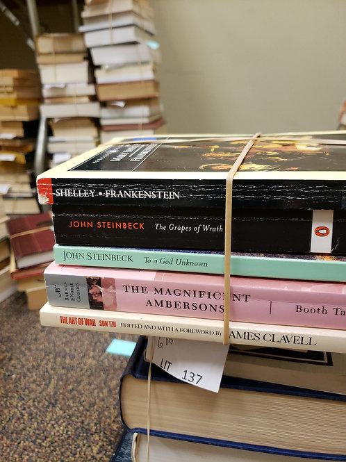 Classics - Shelley, Stevenson, Clavell