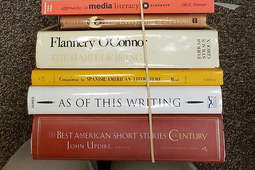 Classics- O'Connor, James, Updike