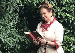 In the Secret Garden of Frances Hodgson Burnett