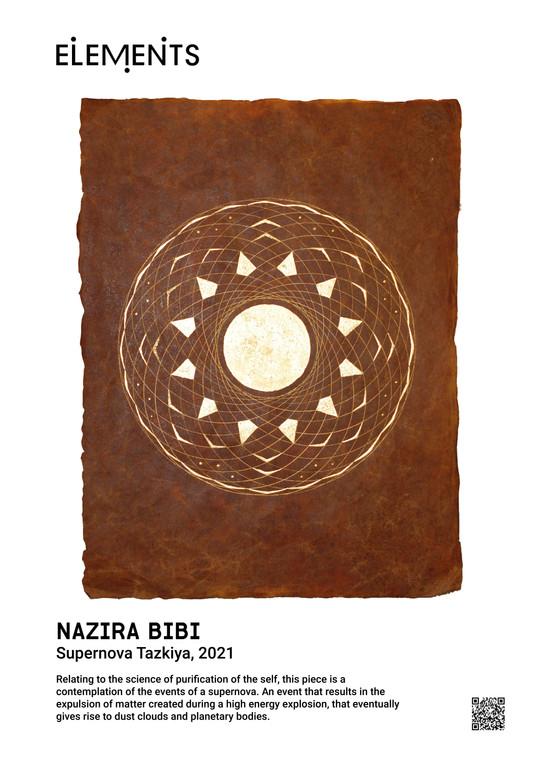 Nazira Bibi Supernova Tazkiya, 2021