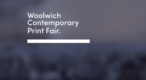 20.10.17 - 23.10.17 | WOOLWICH CONTEMPORARY FAIR