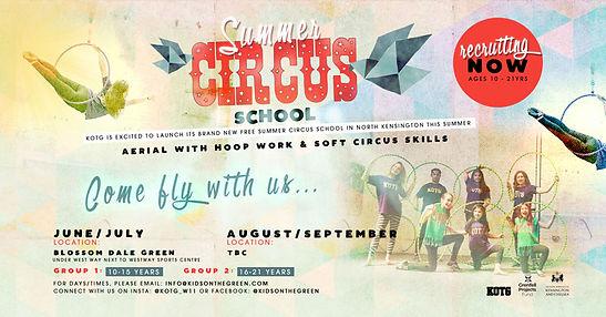 Summer Circus School