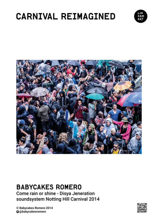 Babycakes Romero Come rain or shine - Disya Jeneration soundsystem Notting Hill Carnival 2014