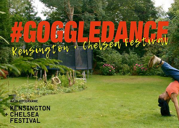 GOGGLEDANCE Arts Participation Project