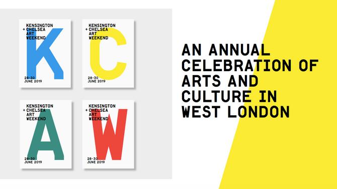 Kensington + Chelsea Art Weekend  in the Press