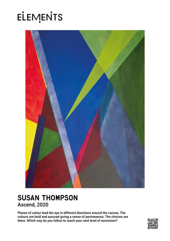 Susan Thompson Ascend, 2020