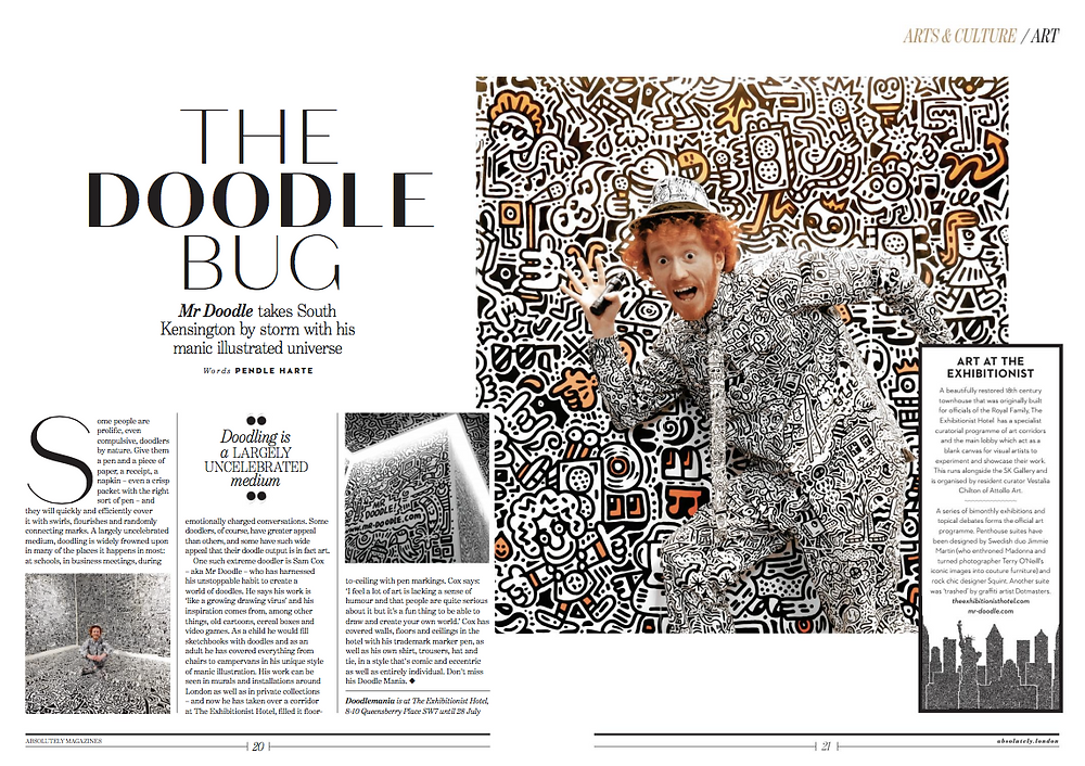 Absolutely Magazine July 2007