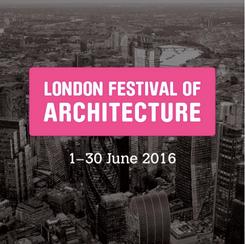 PANEL DISCUSSION   LONDON FESTIVAL OF ARCHITECTURE   21.06.2017
