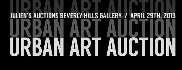 29.04.2013   BRITWEEK URBAN ART AUCTION